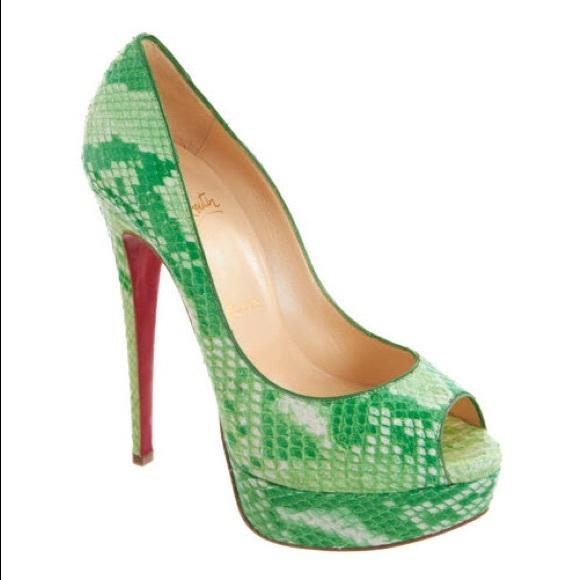 70d873e7bf71 Christian Louboutin Shoes